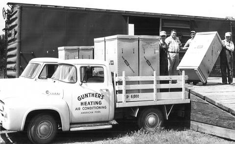 Gunthers - Since 1910