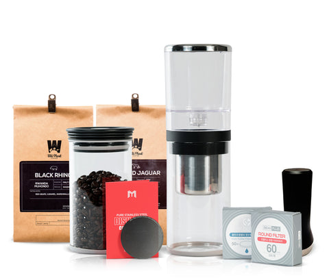 BeanPlus Cold Drip Brewer- PremiumPLUS Package