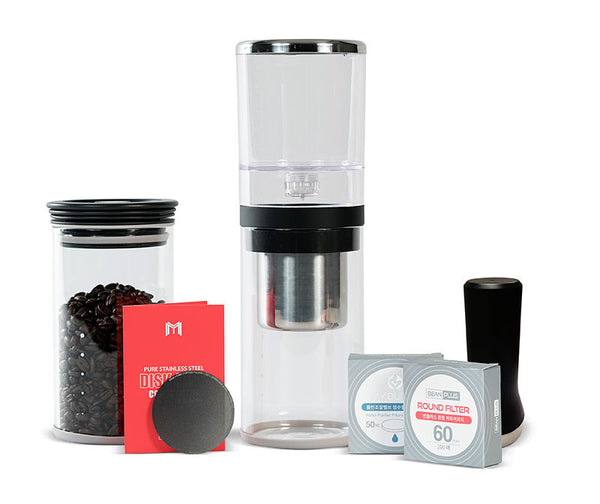 BeanPlus Cold Drip Brewer - Premium Package