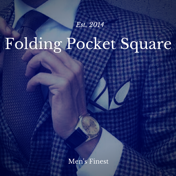 Folding Pocket Square