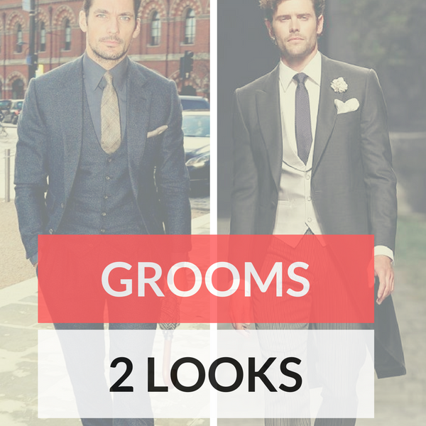 Grooms Are Sporting Two Looks On Their Wedding Days-Thanks To Pocket Squares