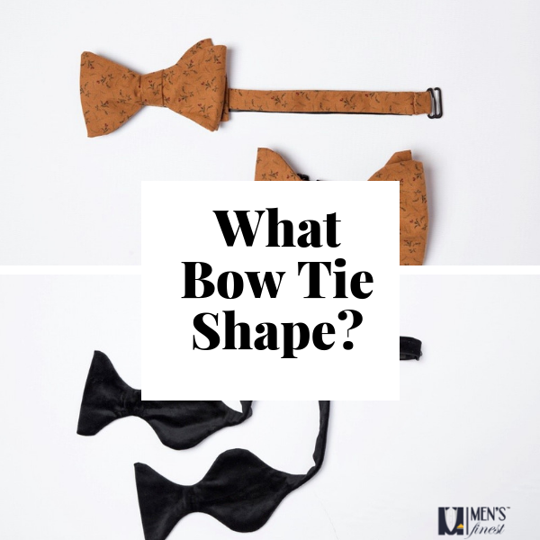 Is Diamond Point Bow Tie the best? We discuss Bow Tie Shapes!