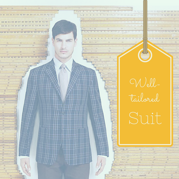 The importance of a well-tailored suit – could anyone learn the craft?
