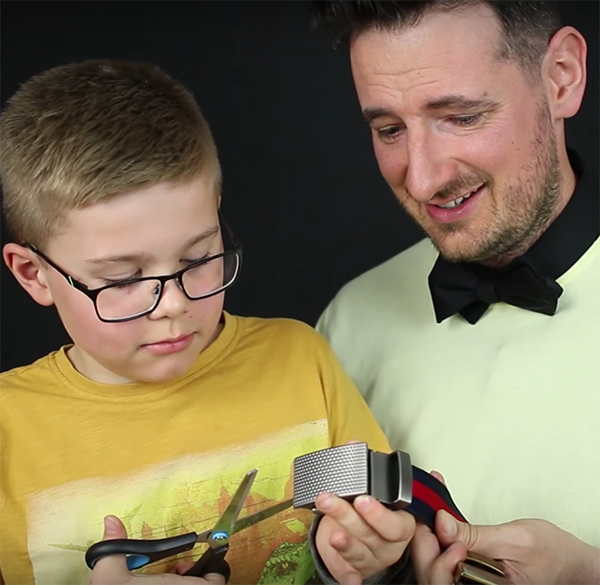 Anson Belt and Buckle Honest Review done by 9-Year-Old