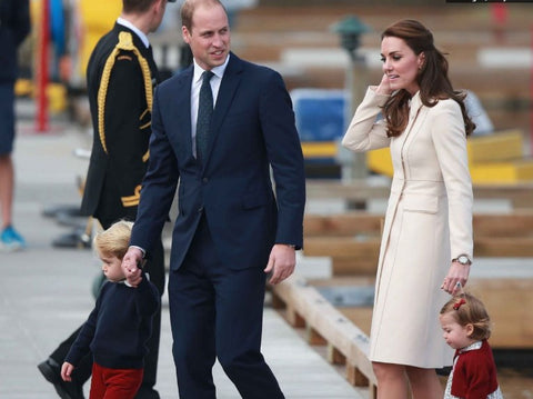 Prince William Jacket too short?