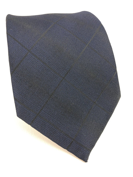 Classic Subdued Navy Tie