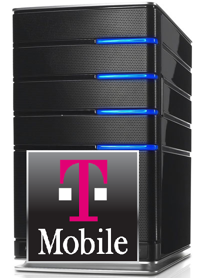 Verizon T-Mobile Bundled Android Device/Mobile IP Network Line Rental