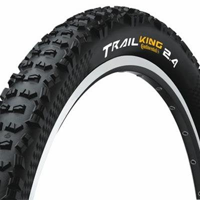 Continental Trail King 26 x 2.4 Fold ProTection APEX + Black Chili