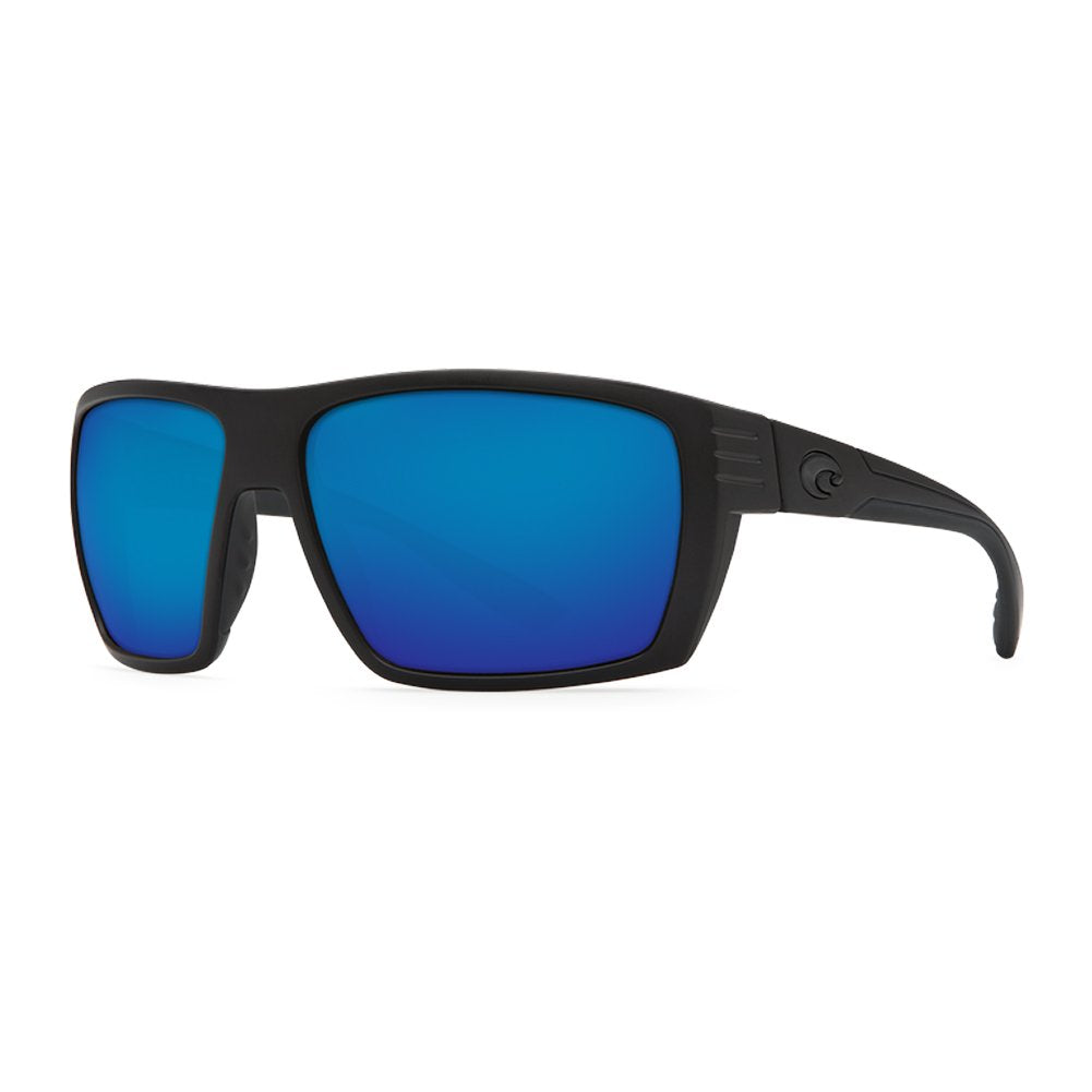 feecd3538e Costa Hamlin Blue Mirror 580P Blackout Frame Sunglasses – Great Lakes  Outpost