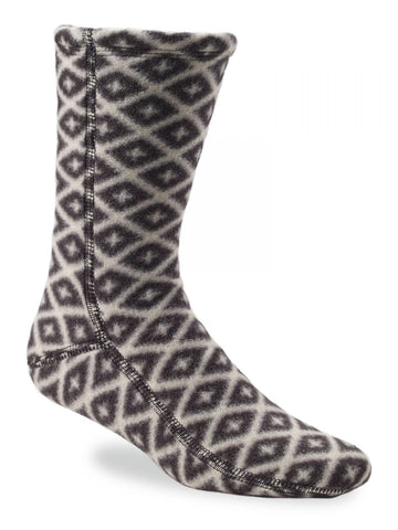 Acorn VersaFit Socks Black/Cream Southwest (BKS), U X-Small