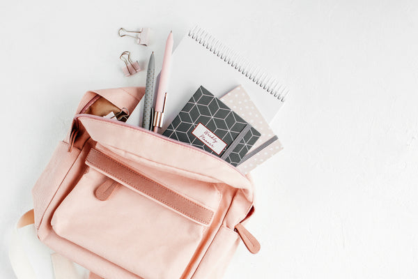Back to School: Room & Beauty Necessities