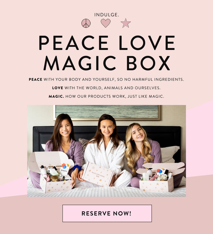 Clean Beauty Subscription Box