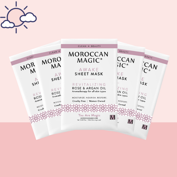 AWAKE SHEET MASK | 5 PACK