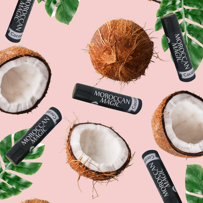 PURE COCONUT LIP BALM | 3 PACK