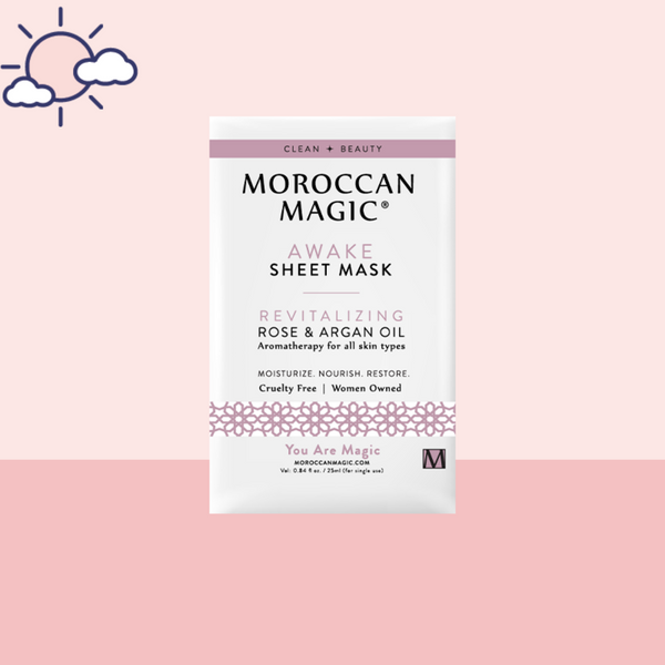 SINGLE AWAKE SHEET MASK