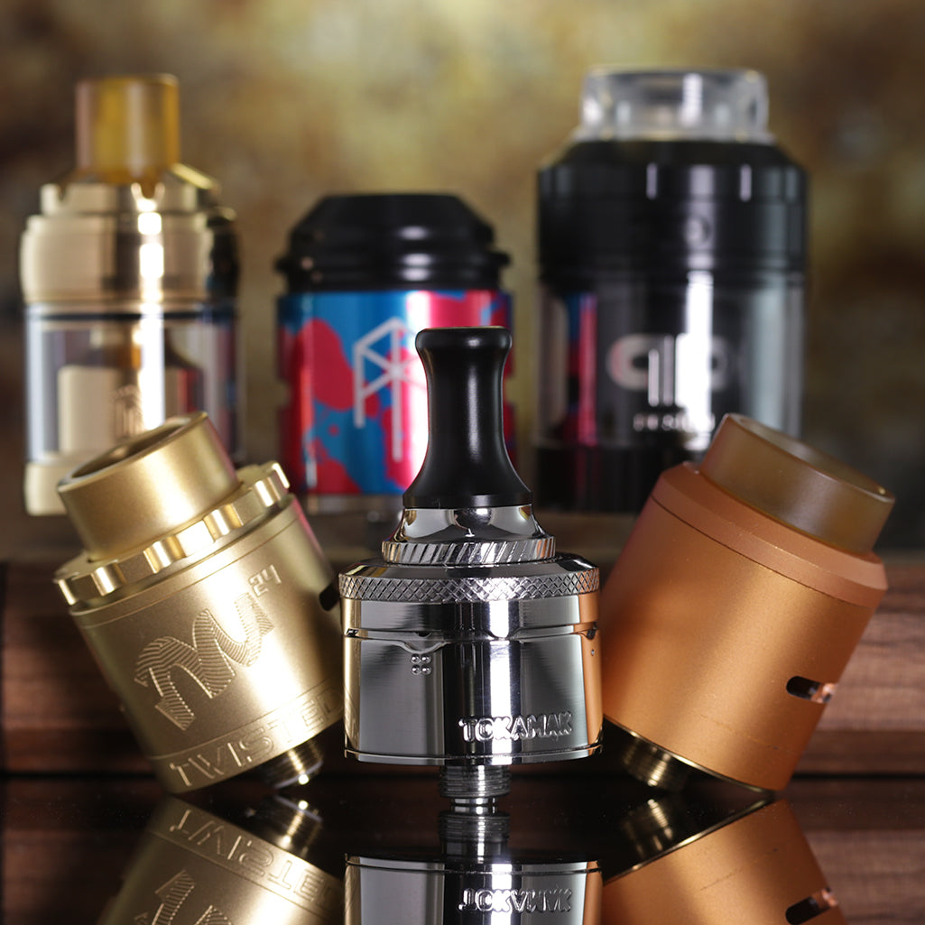 How to Choose a Rebuildable Atomizer