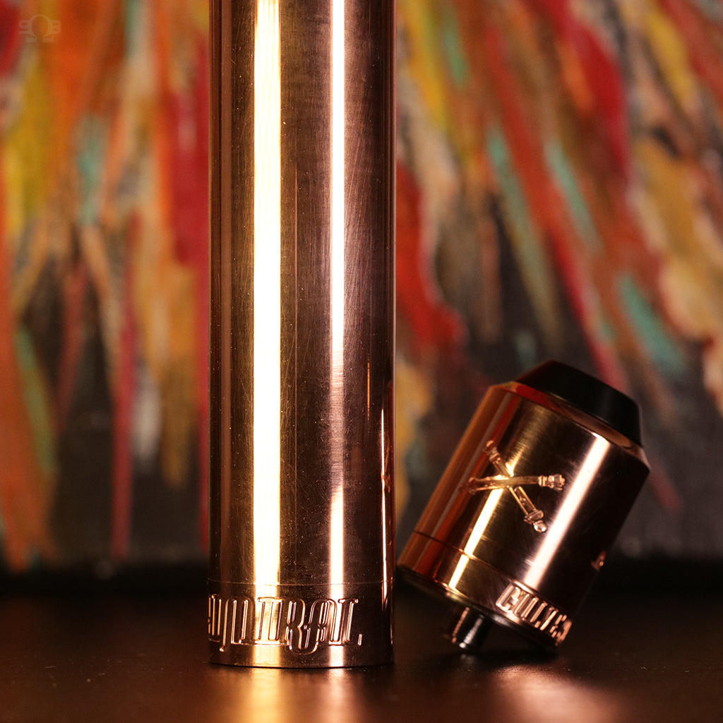 Broadside Admiral with Culverin vape RDA