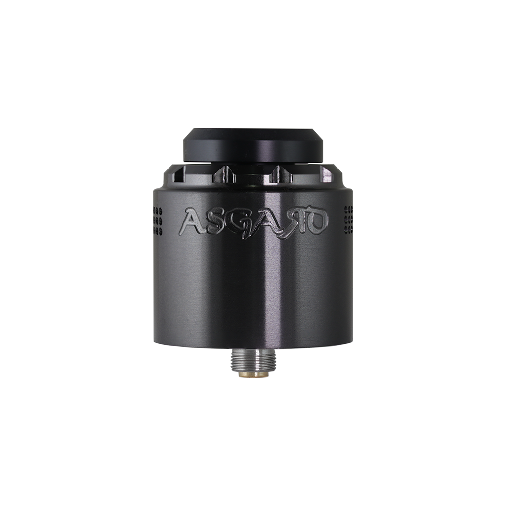 Polished gun metal Asgard 30 mm RDA