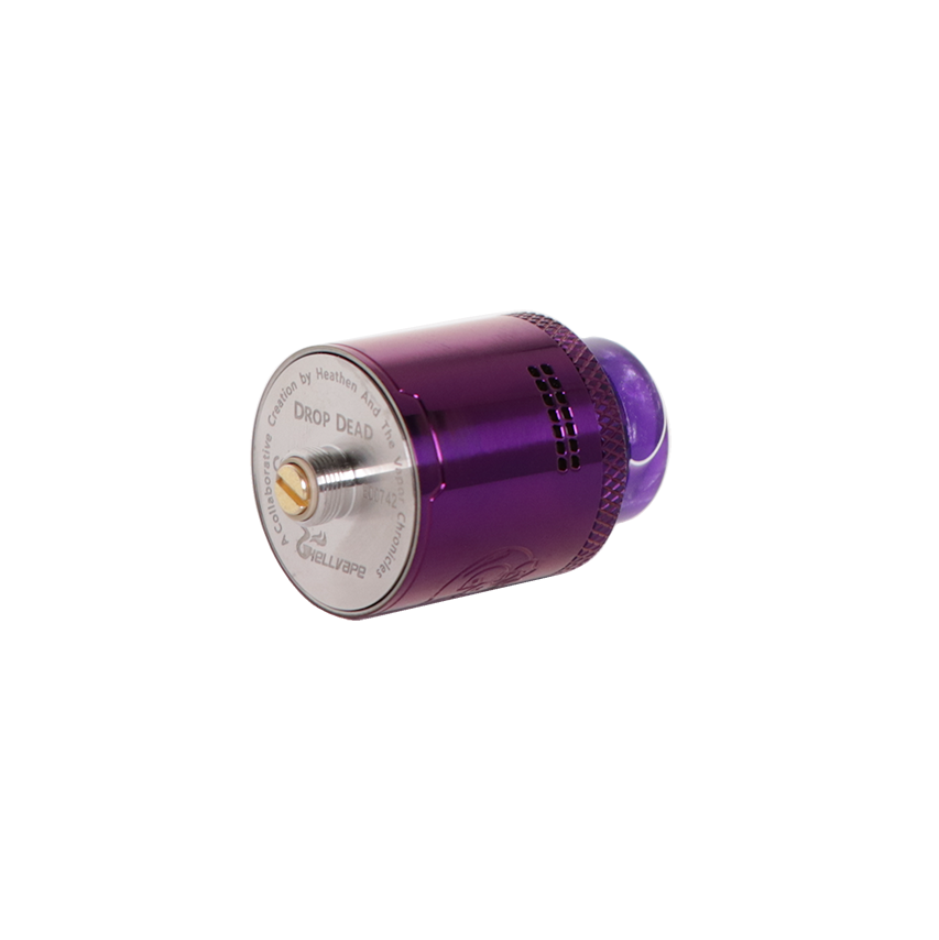 Drop Dead vape RDA 510 connection