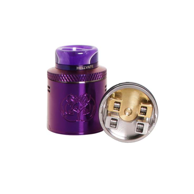 Drop Dead vape RDA build deck