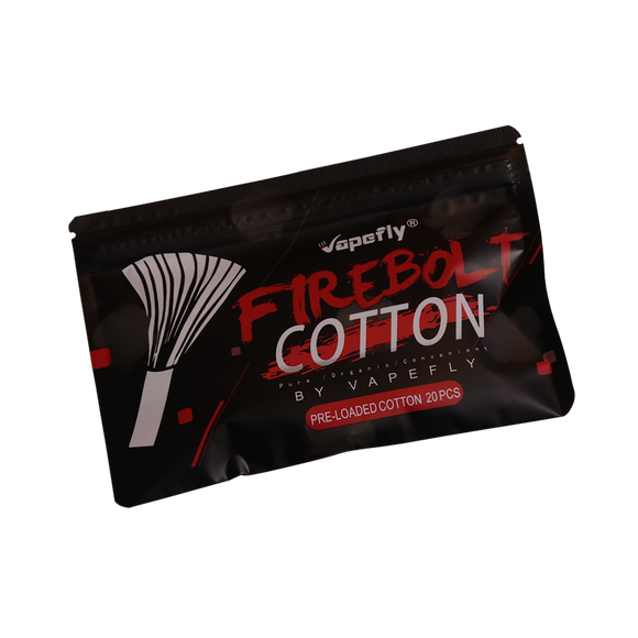 Firebolt Cotton from Vapefly