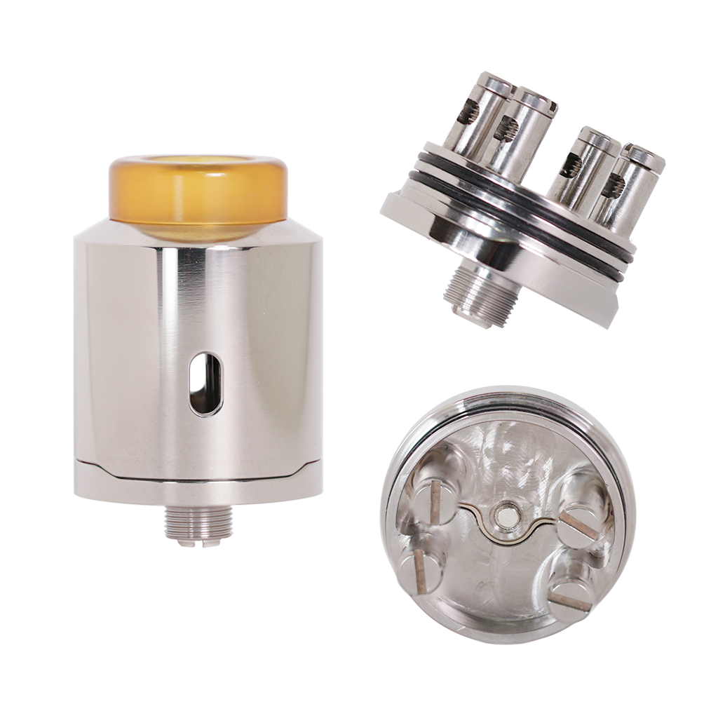 Project Iona MK I stainless steel RDA