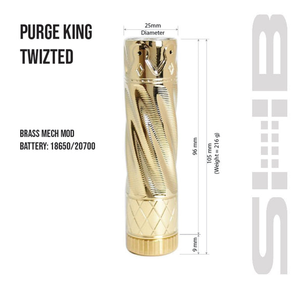 The 20700 King from Purge Mods at saddlehorseblues