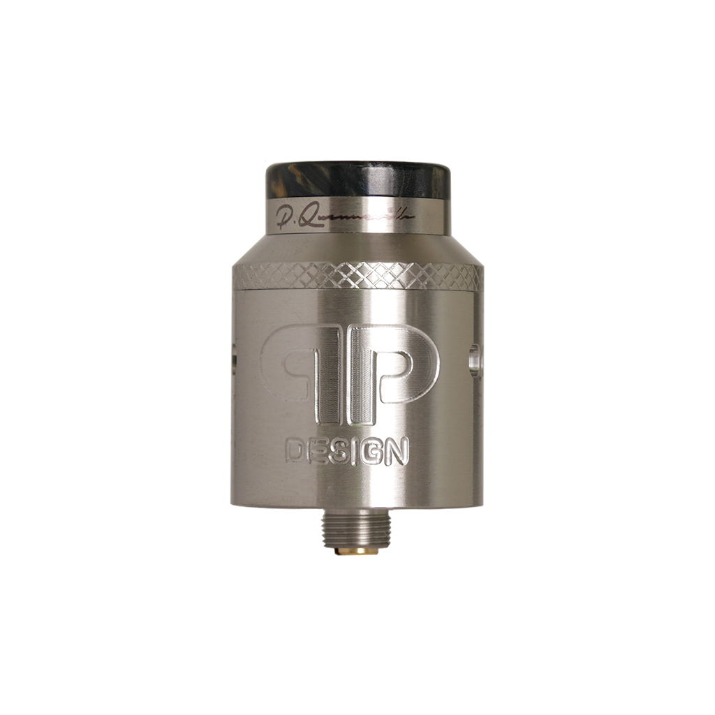 Stainless steel QP Design Kali V2 RDA/RSA kit