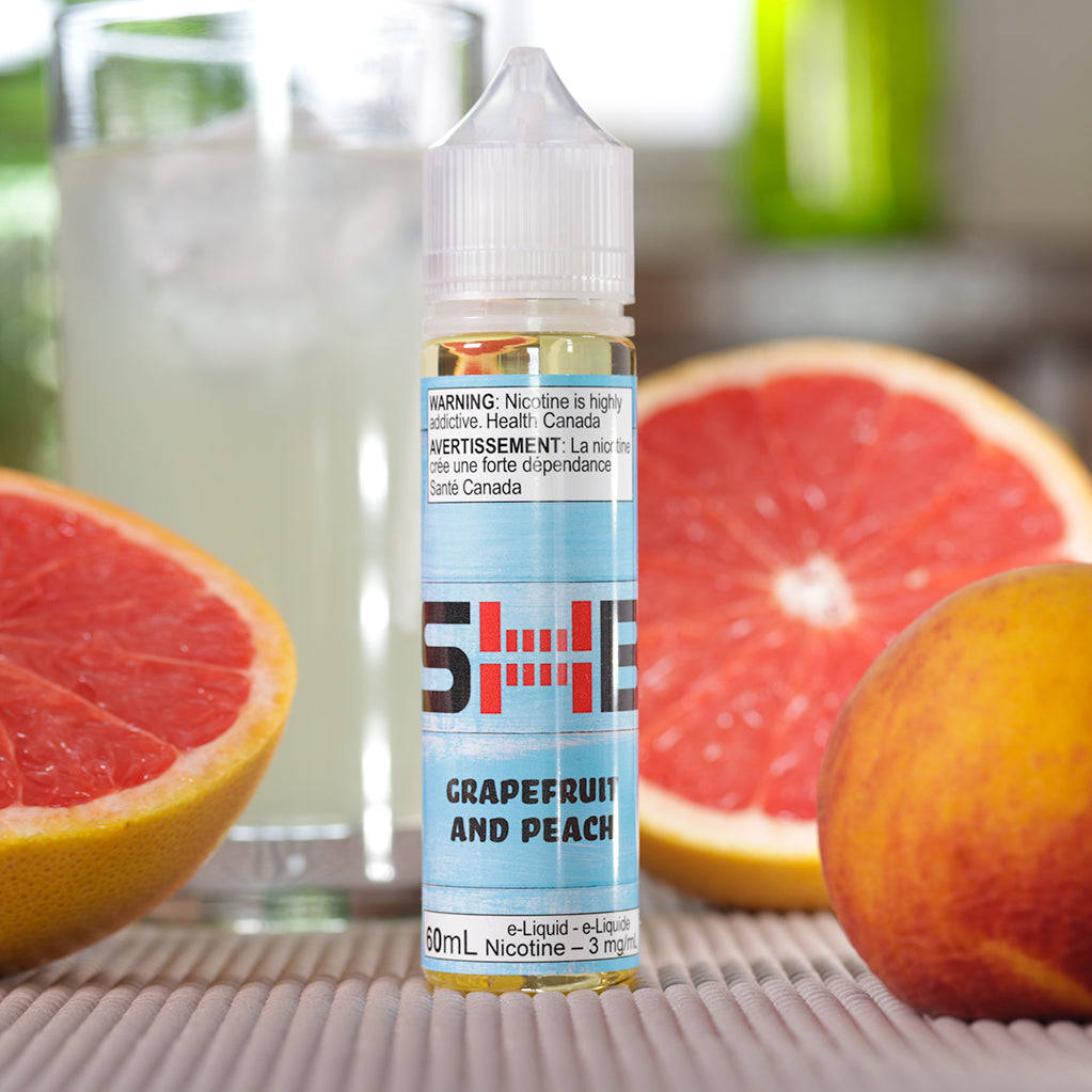 SHB | Grapefruit & Peach