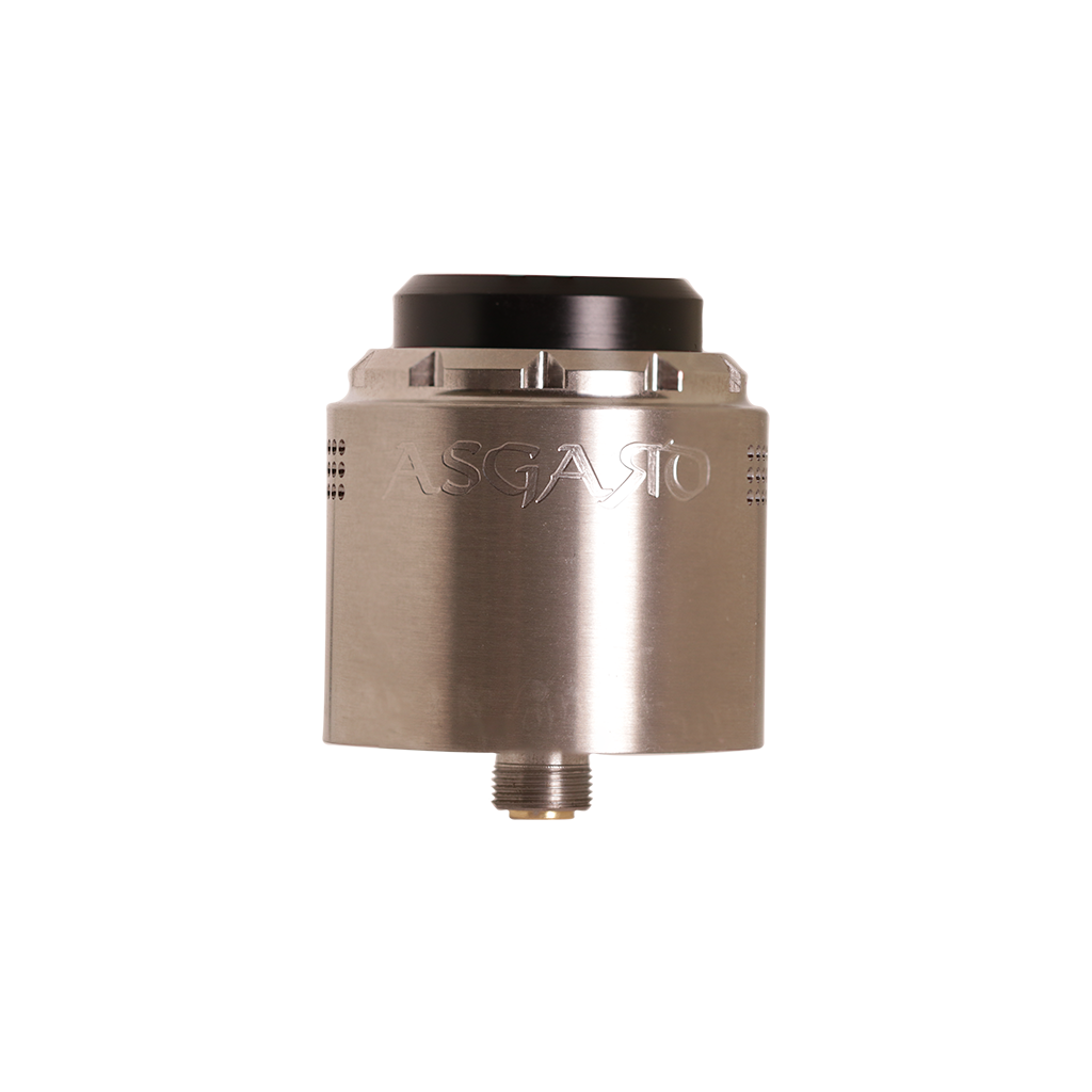 Stainless steel Asgard 30 mm RDA from Vaperz Cloud