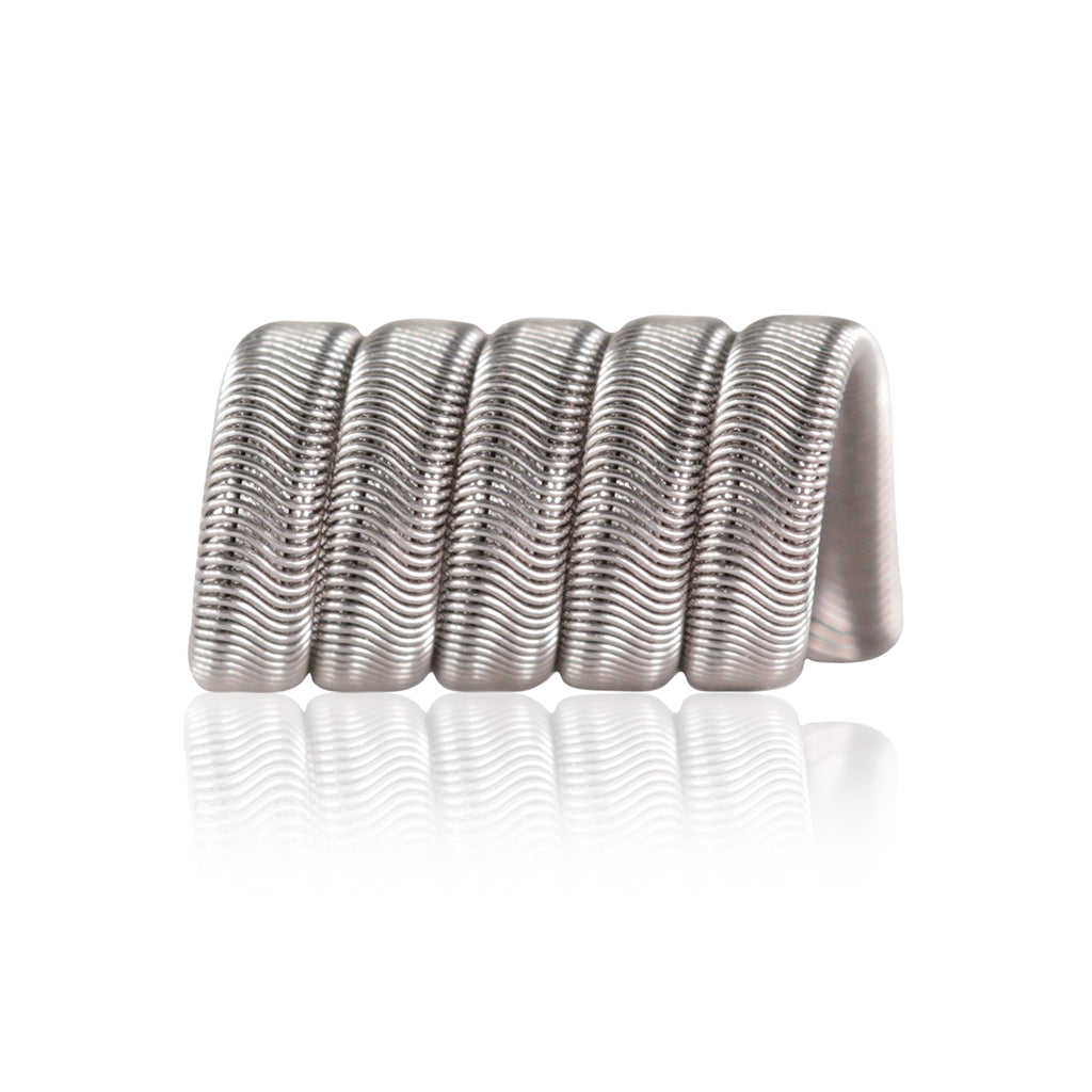 single Alien Framed Staple coil