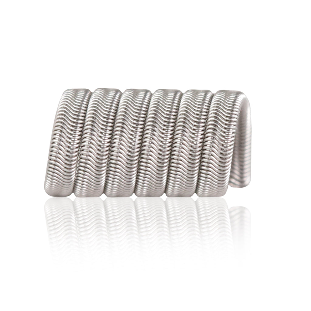 Stainless steel Alien coil