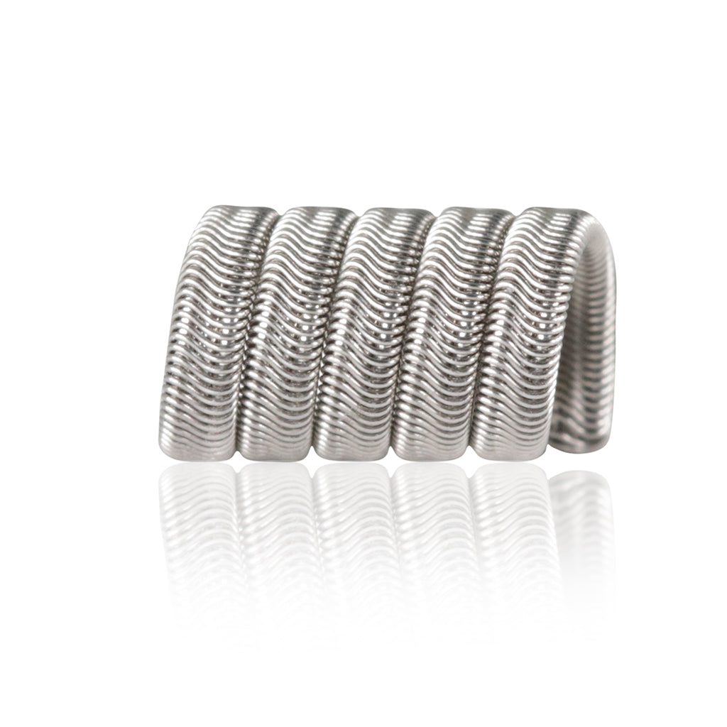 single 0.28 Ohm Alien coil