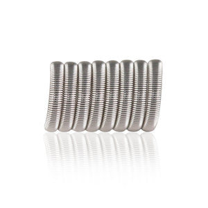 single SaddlehorseBlues Fused Clapton coil