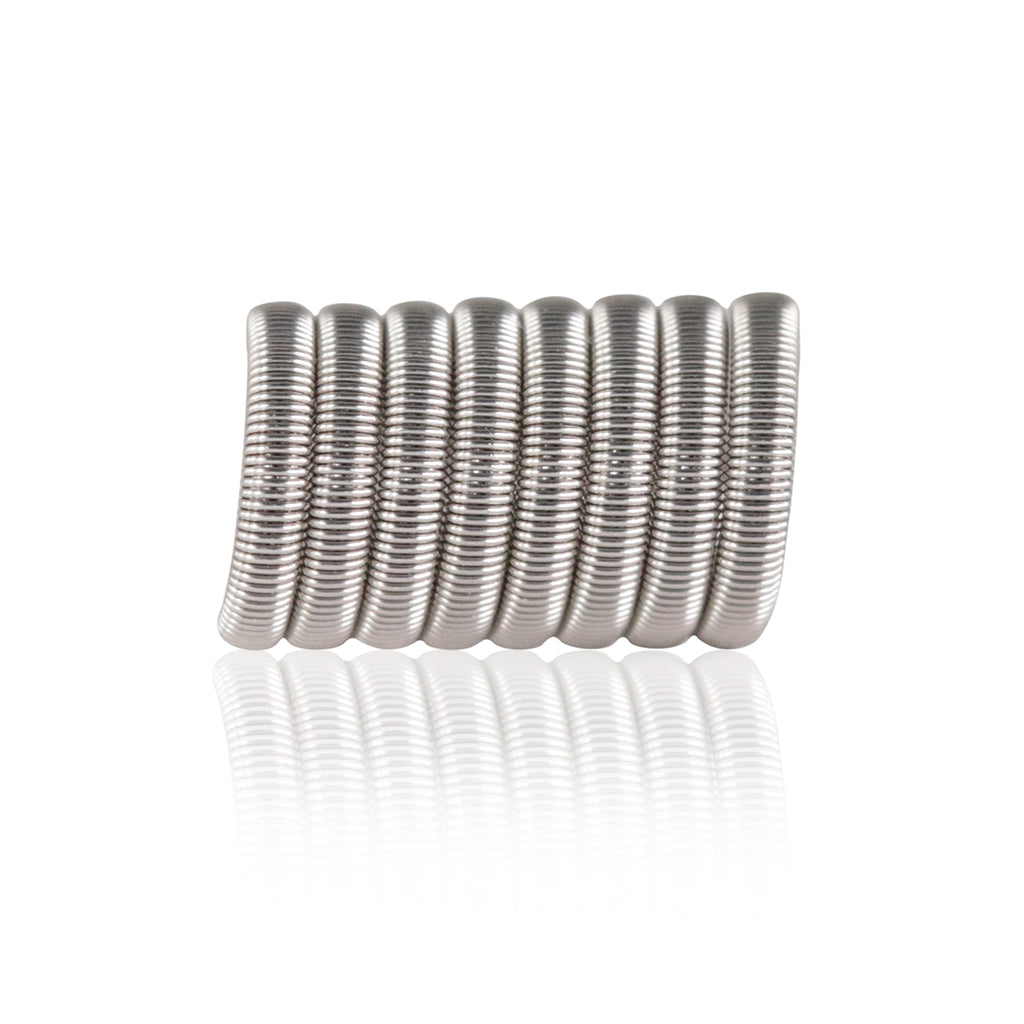 single Fused Clapton coil