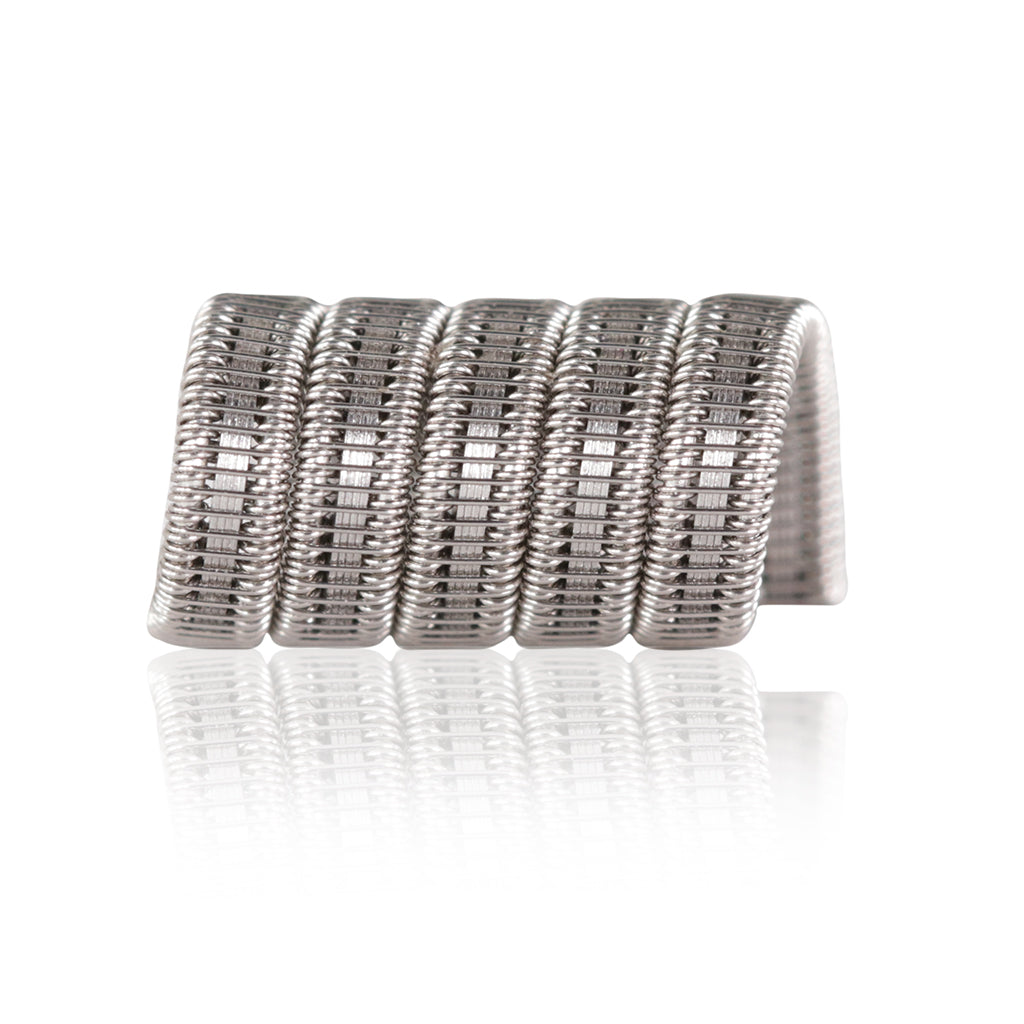 single Staggered Framed Staple coil