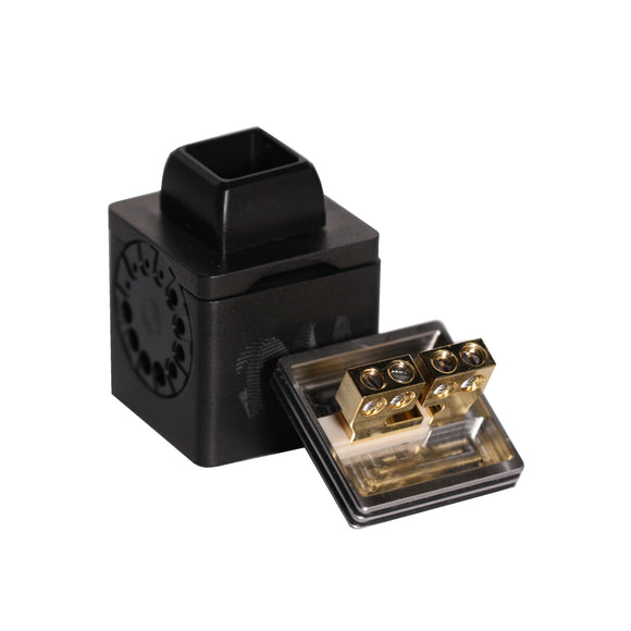 Twisted Messes Cubed TM3 vape RDA