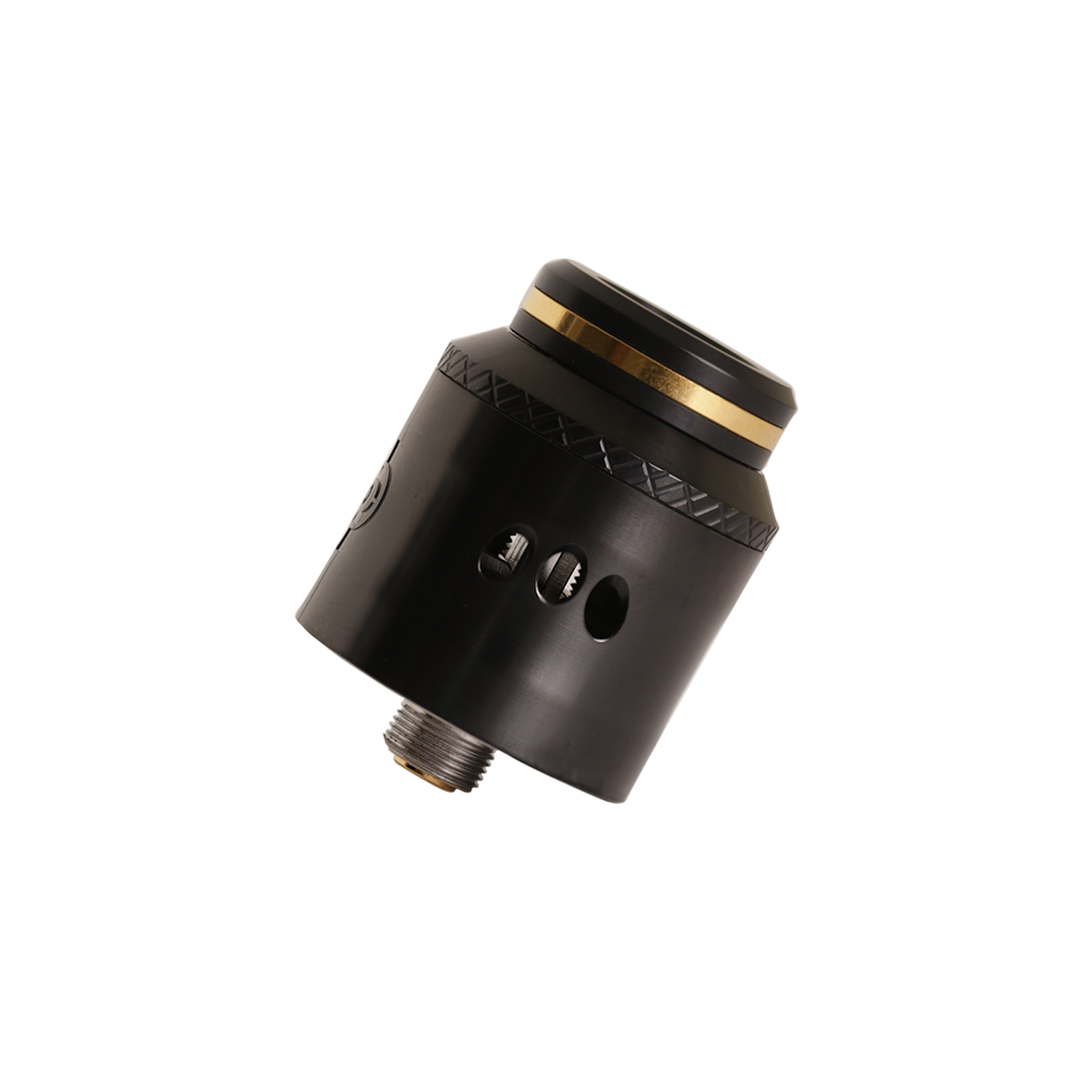 Occula RDA from Twisted Messes, view of airflow