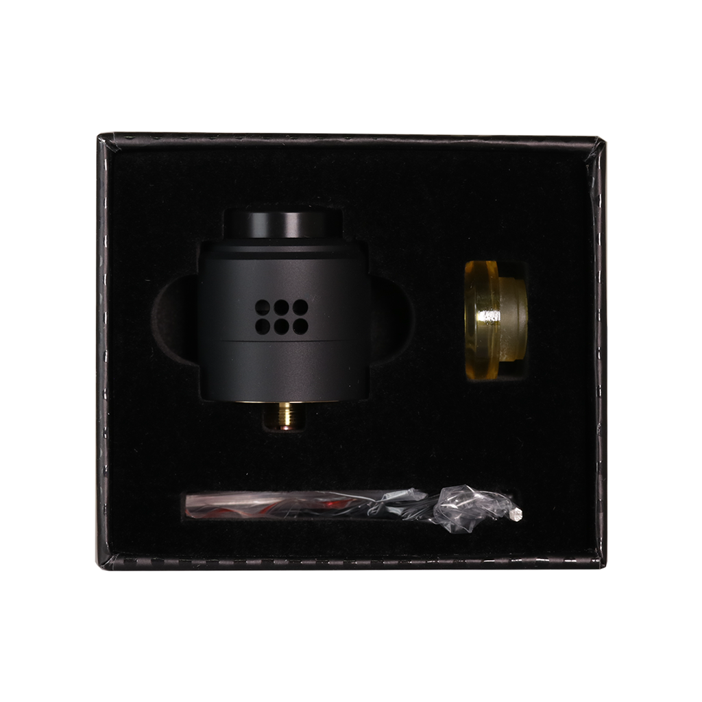 The Unicorn RDA V2 box of contents