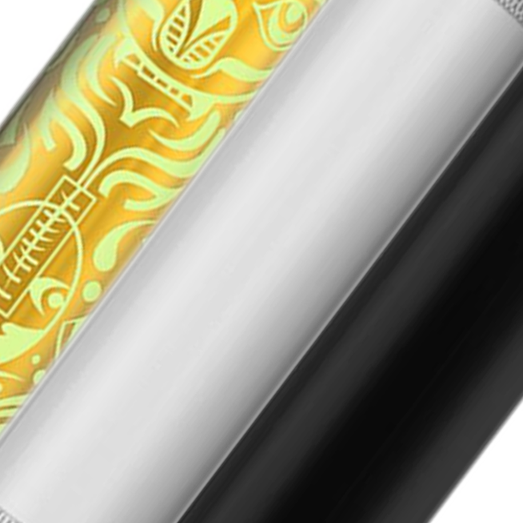 Uwell Soul keeper tube mod in white, black, and fluorescent