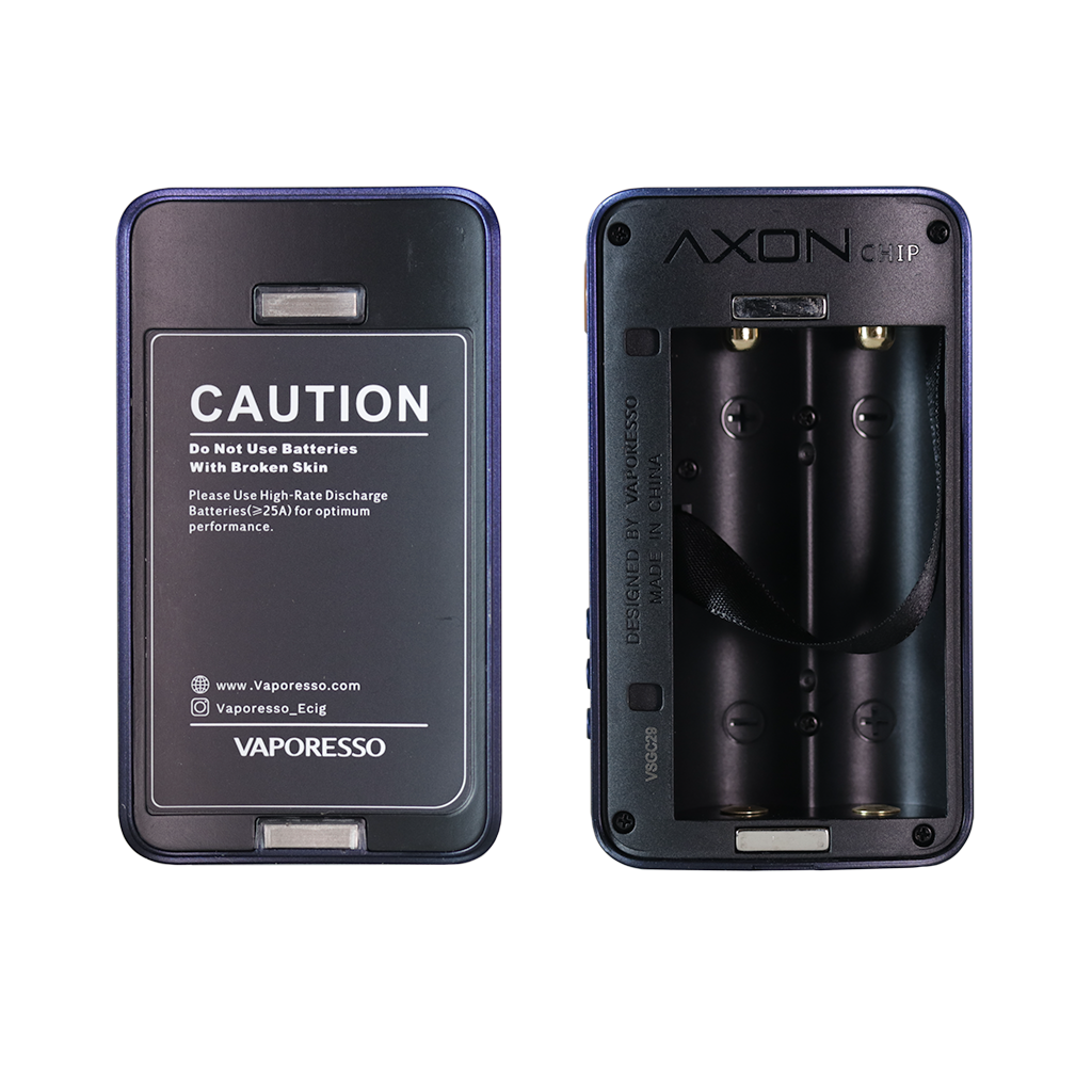 Vaporesso Gen 220W Mod, battery sled