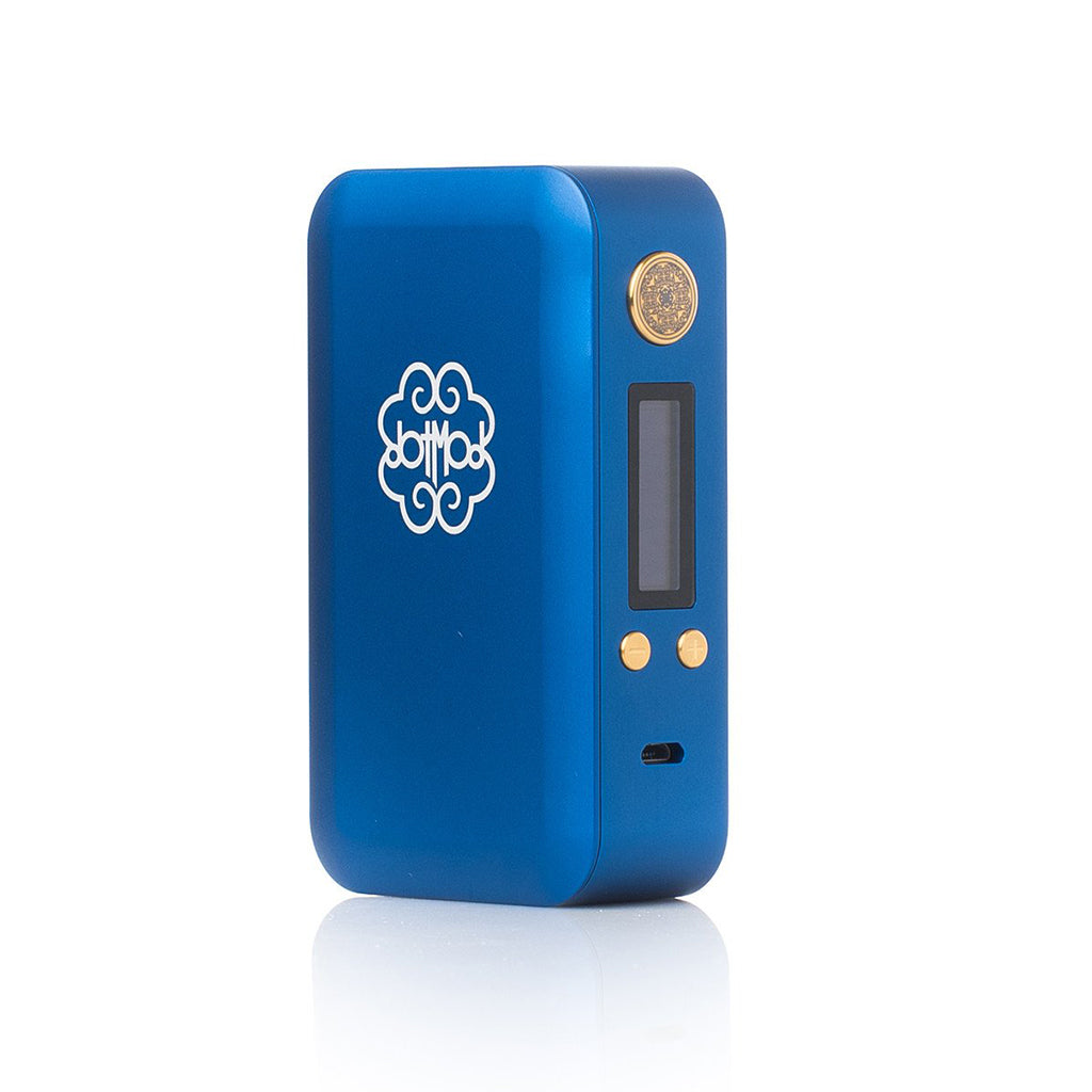 dotBox 200w regulated mod blue