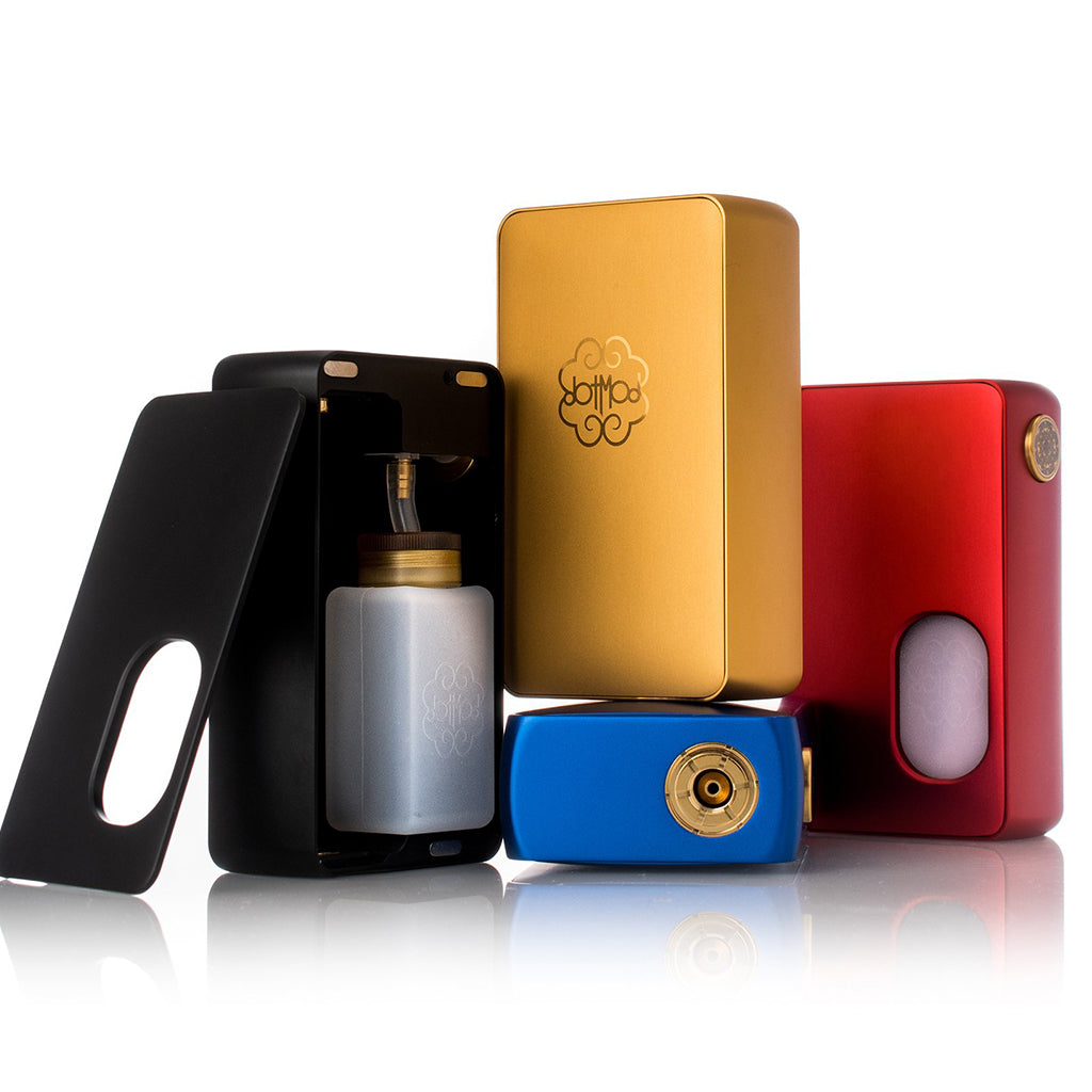 dotSquonk  wechanical squonk colors and bottle