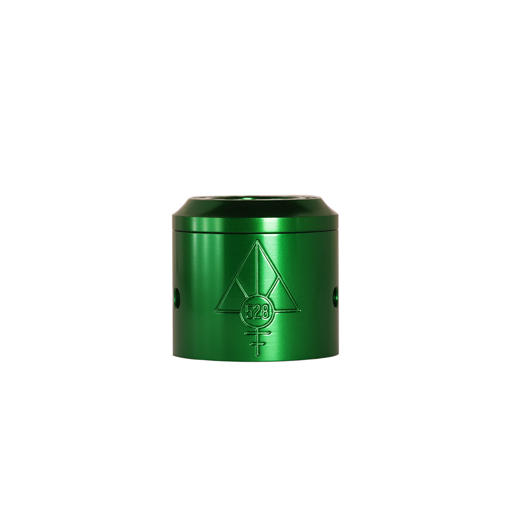 green Gloss Goon V1 Colored Caps