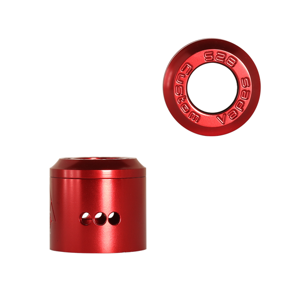 red Gloss Goon V1 Colored Caps