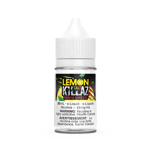 Lemon Killaz Salt | Primal Squeeze