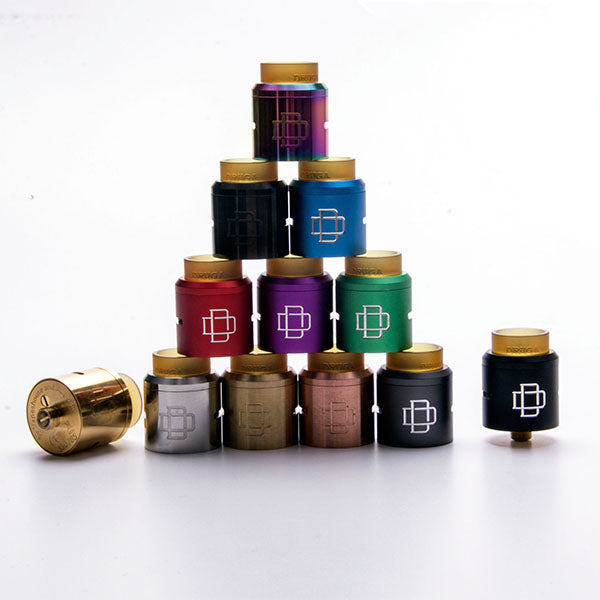Druga Vape RDA colors