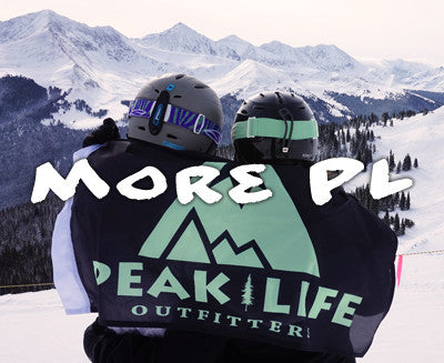 More Peak Life gear