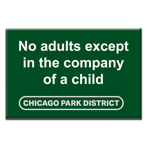 Company of Child Magnet Chicago Park District