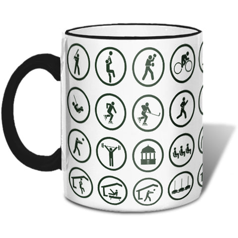 Pictogram Mug